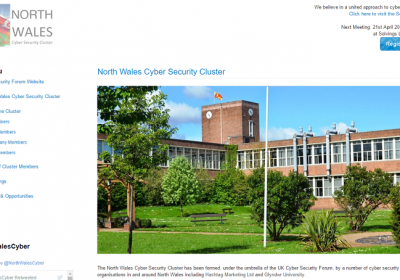 Cyber Security Cluster - April 2016